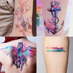 tattoo criativa de cavalo - Pesquisa Google