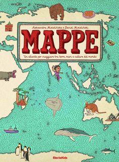 Mappe di Aleksandra Mizielinscy e Daniel Mizielinscy Elekta Kids