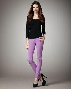 The Skinny Leggings, Light Purple