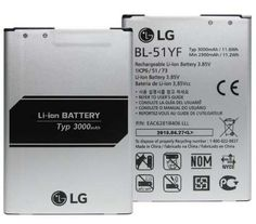 Bateria Lg G4 H818 / H815 2900mAh BL-51YF Oryginalna