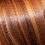 alisar el cabello de manera natural.