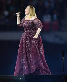 Adele revealed plans to quit touring to concentrate on her son and community projects | Adele Wembley show June 28, 2017
