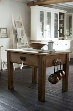 We sell antiques alongside our deVOL Kitchen furniture here at Cotes Mill too. Farmhouse Kitchen Interior, Rustic Kitchen, Diy Kitchen, Kitchen Ideas, Devol Kitchens, Cream Kitchens, Layout, Painting Kitchen Cabinets, Kitchen Furniture