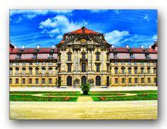 Oldrobel's Fotoreise: Schloss Weissenstein I
