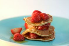 32 Pancakes you'll flip over this Pancake Day A Food, Good Food, Awesome Food, Vanilla Pancakes, Drop Scones, Pancake Day, Recipe Images, Delicious Desserts, Breakfast Recipes
