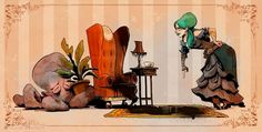 (Brian Kesinger) Otto and Victoria - accident