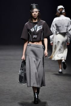 CRES.E DIM. FW14 COLLECTION 'FUTURE SHOCK' FASHION SHOW IN SEOUL FASHION WEEK.