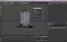 Paper Model Building - Cinema 4D on Vimeo