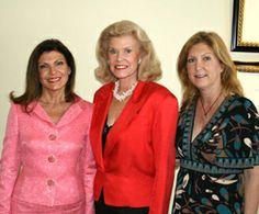 Gail Worth, Faith Morford, Laura Sherman, Lucien Capehart