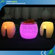 modern outdoor led furniture lighting www.goldlik.com