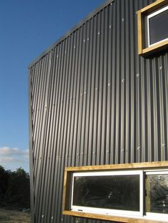 Interior Cladding, House Cladding, Metal Cladding, Metal Facade, Metal Siding, House Siding, Facade House, Steel Structure Buildings, Metal Buildings