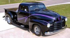 1949 Chevy Pickup Truck Custom
