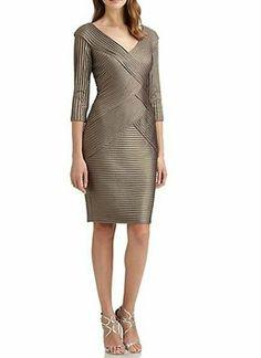 Tadashi Shoji Cocktail Dress $210