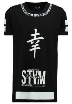 MOTION - Print T-shirt - black - that should be mine! a0219aba87bb8