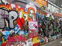 Grafitti, Ghent, Belgium