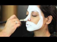 Mexican Sugar Skull Makeup Tutorial | MTV FORA