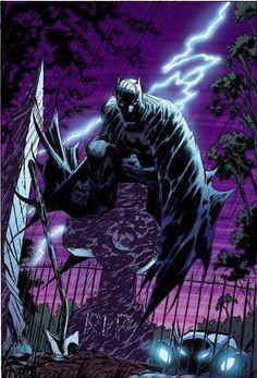 Batman by Ron Garney