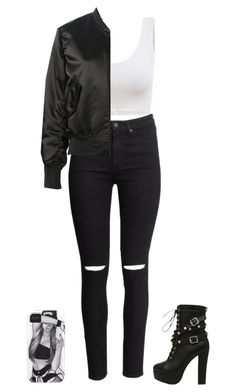 """Untitled #818"" by street-style-98 ❤ liked on Polyvore"