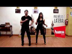 Pasos básicos para bailar salsa | 'Salsa Fácil' con Radio Panamericana #1 - YouTube