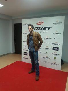 El periodista Roberto Leal