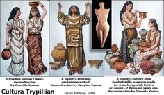 cucuteni trypillian culture Romania Moldova Ukraine oldest neolithic civilizations eastern europe 1