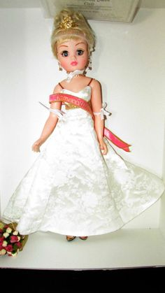 "Madame Alexander ""Homecoming Queen"" Cissy 21"" Doll COA 28/200 limited #DollswithClothingAccessories"