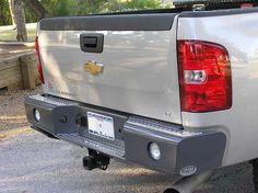 Rear bumper by Buckstop