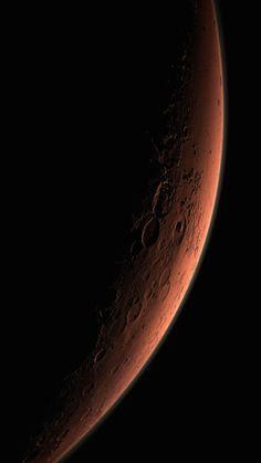 A Martian Sunrise - Daybreak at Gale CraterGale