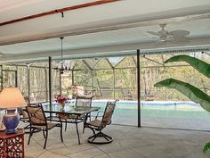 Sarasota House Rental: Pool Villa In The Middle Of Palm Aire Country Club | HomeAway --North Sarasota $750/wk