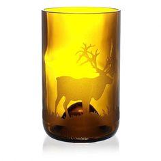 Caribou Drinkware in Amber