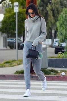 Kendall  Jenner's Style Evolution  - HarpersBAZAAR.com