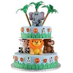 baby theme... I want this cake :) lol