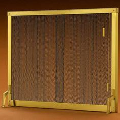 Fireplace Curtains