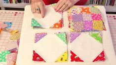 Here's A Free Quilt Pattern You Can Use To Make Use Of Fabric Scraps