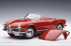 1957 Alfa Romeo Giullietta Spider.  1957 was a good car year.