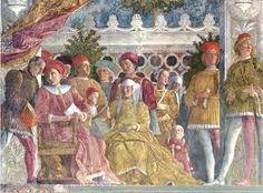 """""""Camera Picta"""" - Andrea Mantegna"""