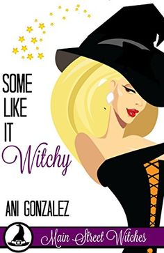 [Mystery & Thriller & Suspense][Free] Some Like It Witchy: A Paranormal Witch Cozy Mystery (Main Street Witches Book Mystery Series, Mystery Thriller, Mystery Books, Witch Series, Witch Coven, Thriller Books, Cozy Mysteries, Paranormal Romance, Book Club Books