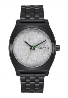 Nixon x Star Wars - The Time Teller SW Death Star Black - Uhr - Fan Merchandise von Superhelden, Starwars und mehr - Impericon.com