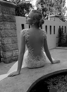 Well Dressed | Galia Lahav    Lovely.