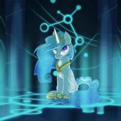 Luna discovers a vast and ancient being approaching Equus. When she and Celestia go to meet it, they see into the early dawn and eternal twilight of their universe. Dark Tide, Unicornios Wallpaper, Imagenes My Little Pony, Puppy Dog Eyes, Some Beautiful Pictures, Princess Celestia, Mlp Pony, Character Design Animation, My Little Pony Friendship