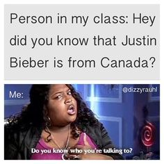 NO SERIOUSLY DO THEY EVEN KNOW WHO THEY R TALKING 2 WHEN THEY TALK 2 US BELIEBERS (sometimes its sickens me how little they know lol) I LOVE U JUSTIN BIEBER!!!