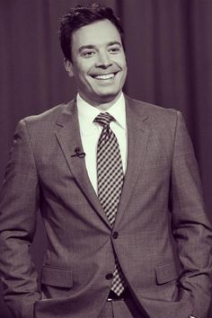 love him. Jimmy Fallon