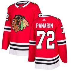 e7b7d9e48 Adidas Blackhawks  72 Artemi Panarin Red Home Authentic Stitched Youth NHL  Jersey Brandon Manning