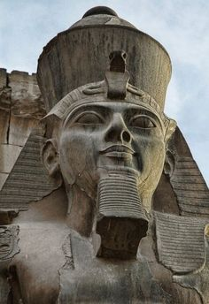 One of the most impressive places on Earth: Karnak Temple, Luxor, Egypt Ancient Egyptian Art, Ancient Ruins, Ancient Artifacts, Ancient History, Egyptian Temple, Luxor Temple, Architecture Antique, Culture Art, Art Antique
