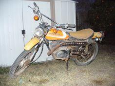 dirt bike