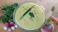 Avial - Veg Stew - Avial Kerala Style - How To Make Veg Stew - Veg Avial
