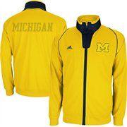 Adidas University of Michigan Football University of