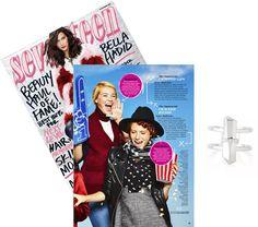 Stella & Dot in Seventeen Magazine http://www.stelladot.com/angiehurlburt