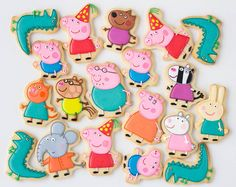 Peppa Pig is actually a English toddler lively television system collection focused and also generated Tortas Peppa Pig, Bolo Da Peppa Pig, Fiestas Peppa Pig, Peppa Pig Cookie, Cumple Peppa Pig, Peppa Pig Birthday Cake, Peppa Peg, Peppa Pig Cakes, Pig Cookies