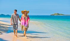 8 Day Incredible Fiji Getaway - Flights, 5 night resort, breakfast, and transfers. Book with H&S Travel and save $$$